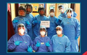 NHS PPE ID Labels donation