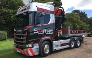 Smiths Heavy Haulage