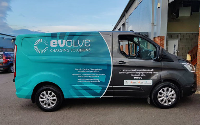 Evolve Charging Solutions