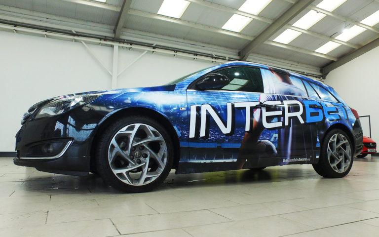 Interbet Car Wraps